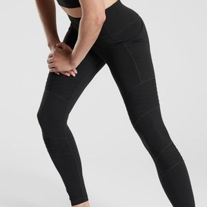 Athleta Inclination Moto Tight High Waist Leggings